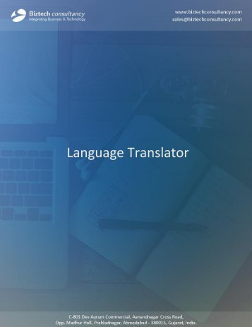 Magento 2 Language Translator Extension, Translate Store in Multi-Lingual