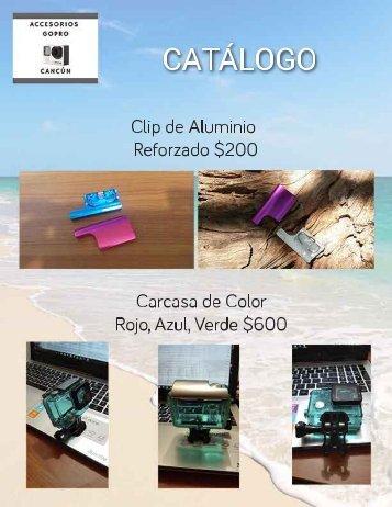 Catalogo GOPRO