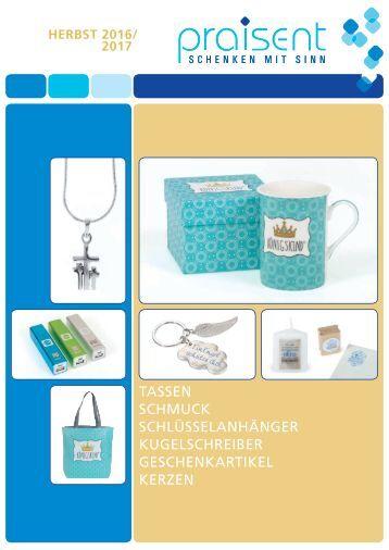 Praisent Katalog Herbst 2016 /2017