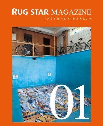 Rug Star MAGAZINE - Intimacy Berlin 01