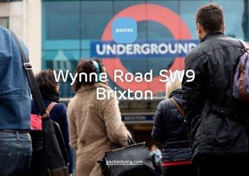 Wynne Road SW9 Brixton