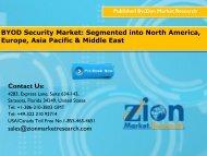 BYOD Security Market