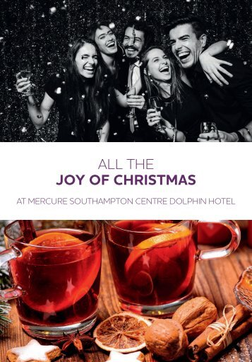 ALL THE JOY OF CHRISTMAS