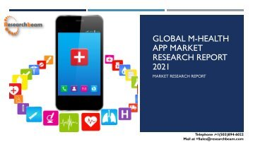 Global M-Health App Market Research Report 2021