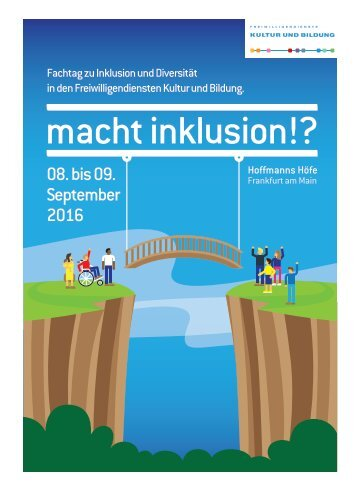 macht inklusion!?