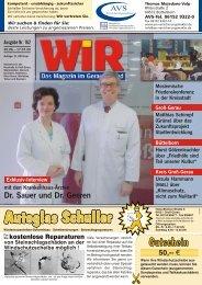 WIR 162 - Das WIR-Magazin im Gerauer Land