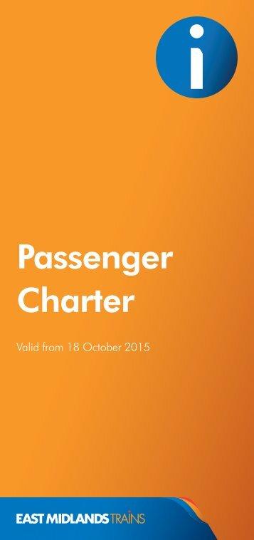 Passenger Charter