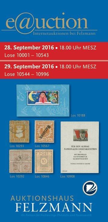Auktionshaus Felzmann - Auktion-1011