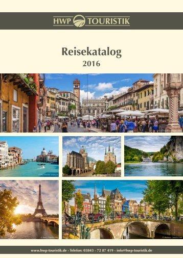 HWP-Touristik_Reisekatalog_2016