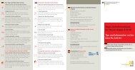 Tipps und Informationen zur Neuen Grippe A/H1N1 Tips and ...