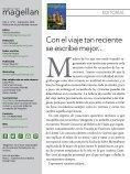 Revista de viajes Magellan - Septiembre 2016 - Page 2