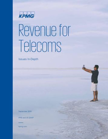 Revenue for Telecoms