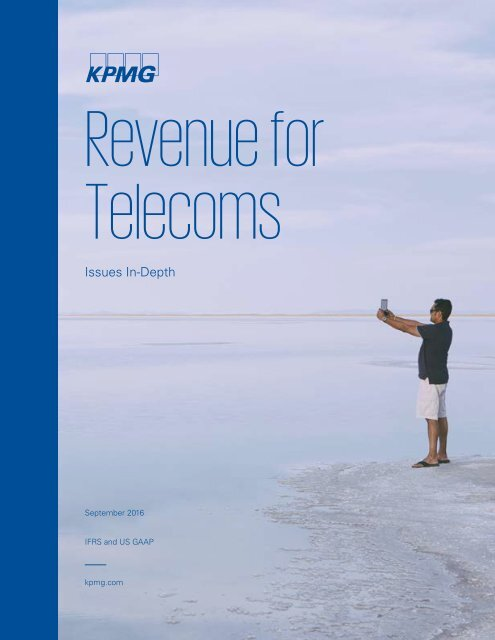 Revenue for Telecoms