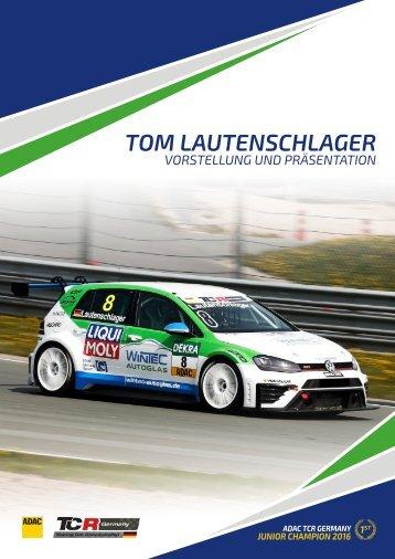 Tom Lautenschlager - Vorstellung und Präsentation