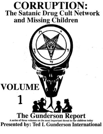 Corruption: The Satanic Drug-Cult Network and Missing Children (Vol 1 of 4)