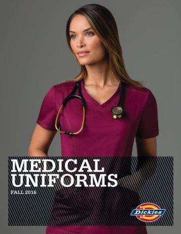 Uniformes Médicos Dickies