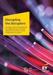 Disrupting the disruptors