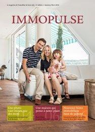Le magazine de l'immobilier de Swiss Life // 6e édition // Automne/Hiver 2016