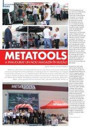 Metatools deschide un nou magazin în Buzău!