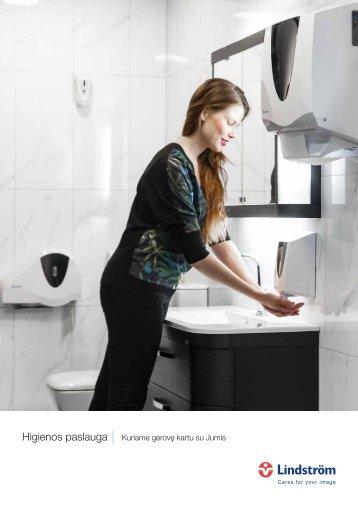 Higienos paslauga - Kuriame gerovę kartu su Jumis
