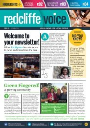 Redcliffe Voice - Issue One