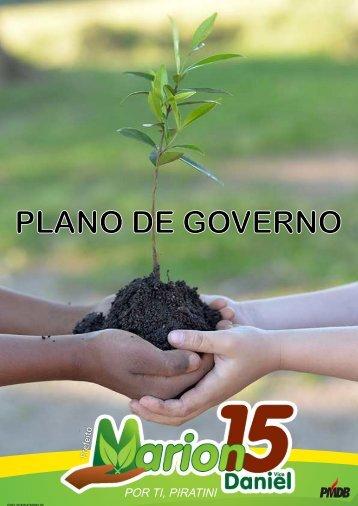 Plano de Governo - Marion e Daniel 15