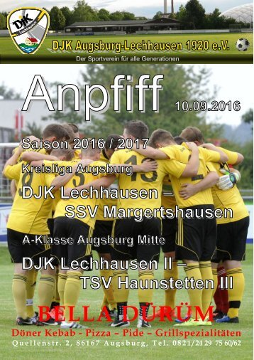 Anpfiff_2016-09-10 - DJK Lechhausen