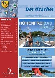 Der Uracher KW 35-2016
