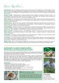 Gärten und Genießen - Baur Gartenreisen - Seite 3