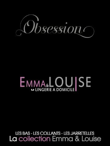 catalogue OBSESSION by Emma&Louise