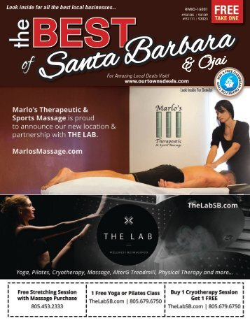 Santa Barbara & Ojai