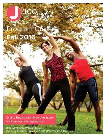 Program Guide Fall 2016