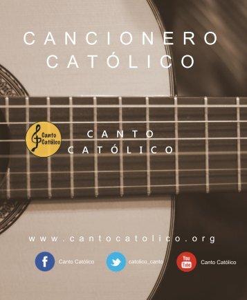 Cancionero Canto Católico