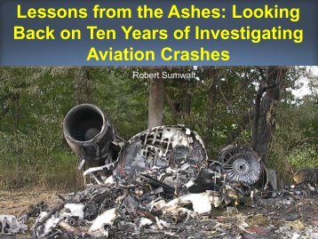 Aviation Crashes