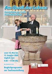 Am Quell des Lebens - Klosterkammer Hannover