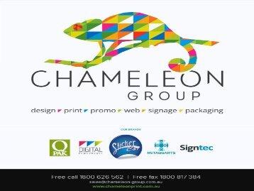Chameleon Print Group - Hervey Bay, Australia