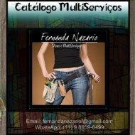 Catálogo MultiServiços