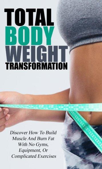 Total Bodyweight Ebook