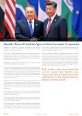 Kazakh President Attends G20 Summit in Hanghzou - Page 3