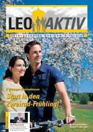 in den Zweirad-Frühling! - leoaktiv.de