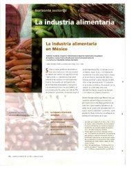La Industria alimentaria (1)