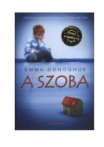 Emma Donoghue- A szoba