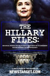 The Hillary Files