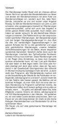 wasserfallen - Wanderwege beider Basel