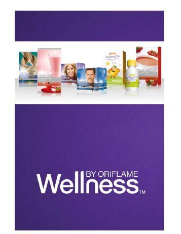 wellness-by-oriflame