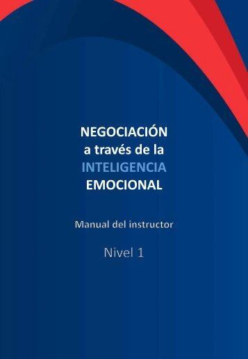 Manual del Instructor Nivel 1 Gepp vf