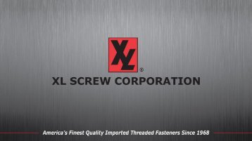 About XL Screw