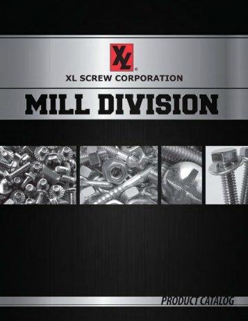 XL Mill Diviision Catalog