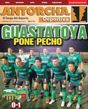 Antorcha Deportiva 229