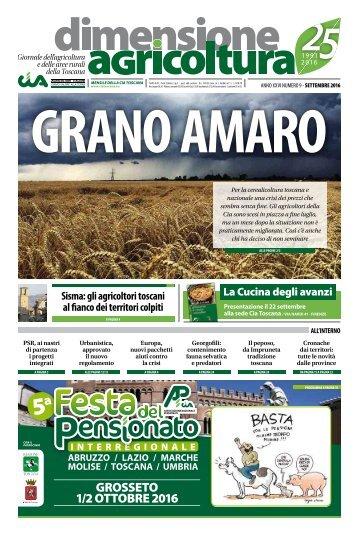 GRANO AMARO